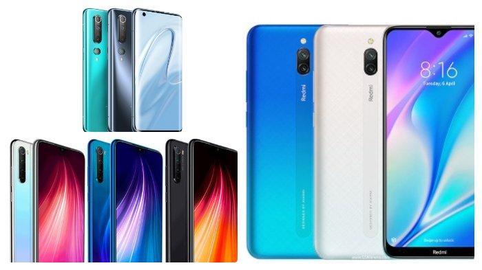 Harga Terbaru HP Xiaomi di Bulan Juni 2020, dari Redmi ...