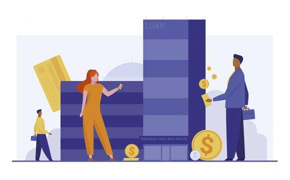 pinjaman uang yang bisa dicicil